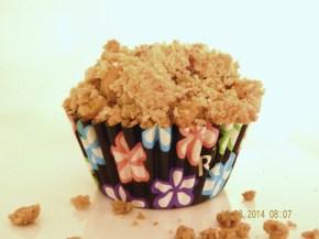 Gluten Free Chocolate Chip Pumpkin StreuselMuffins