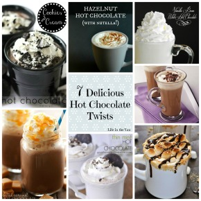 Hot Chocolate Twists You Should Try!