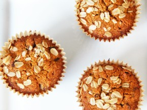 Collections, Cookbooks, and One Sweet Recipe: Chunky Monkey BananaMuffins