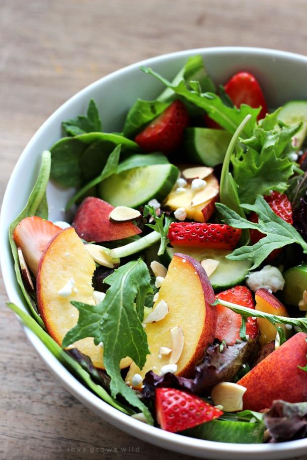 Strawberry-Peach-Salad-9