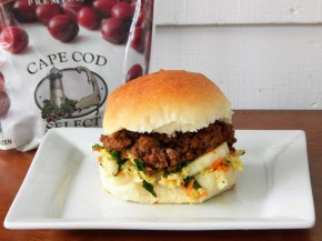 Sweet Heat Cape Cod Sloppy Joes