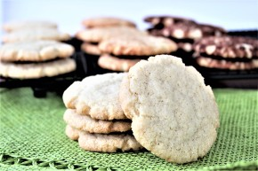 Easy Gluten Free Sugar Cookies